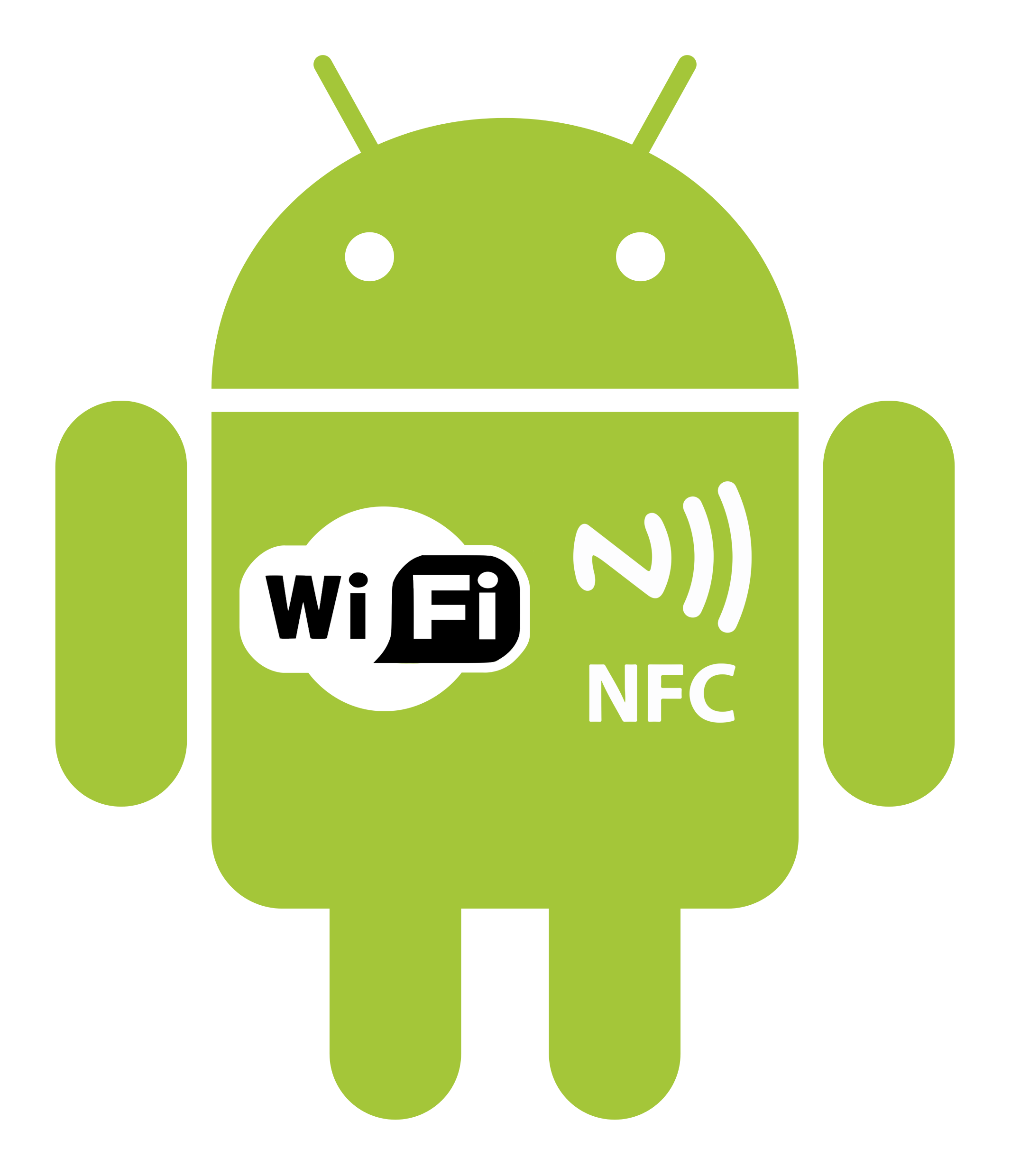Android-NFC-WiFi