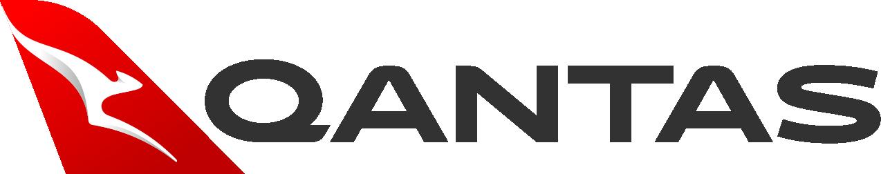 Qantas airlines logo 2017 colour color png image